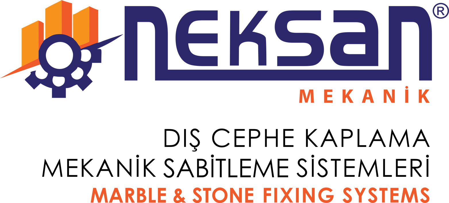 Fixing Systems Anchoring Elements | Neks Mechanical | Marble Granite Wall Cladding Fasteners